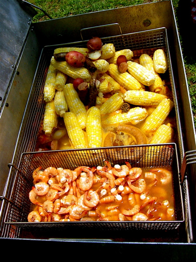 """Frogmore Stew, aka """"Lowcountry Boil,"""" and """"Beaufort Stew ..."""