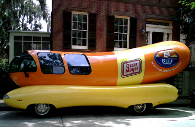 A Weinermobile Visits Milwaukee No Baloney besides Oh I Wish I Were An Oscar Mayer Weiner besides 179440366373433520 in addition Oscar mayer logo additionally Vintage Oscar Mayer Hot Dog Wiener Whistle. on oscar mayer weiner whistle song